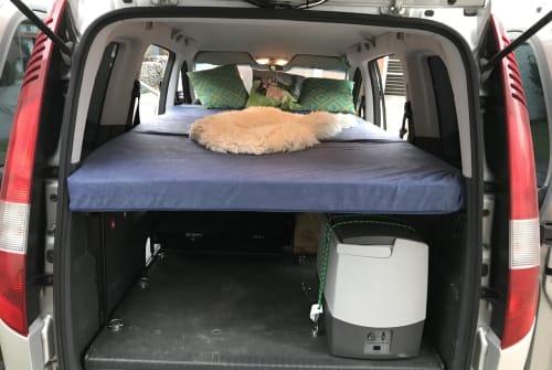 Hire a motorhome in Waiblingen from private owners  Mercedes-Benz Herr Van Eo