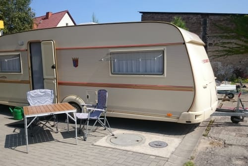 Hire a motorhome in Bodø from private owners| Tabbert Sunniva