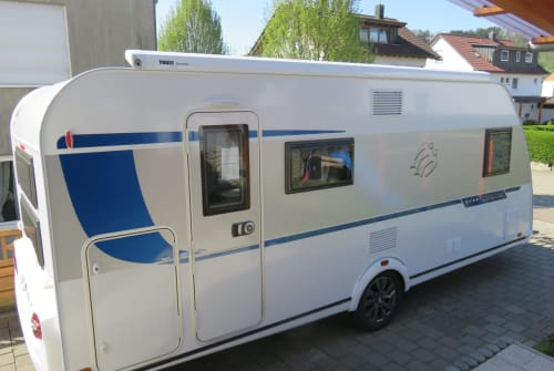 Hire a motorhome in Rudersberg from private owners  Knaus Sport Silver Selection Second Home