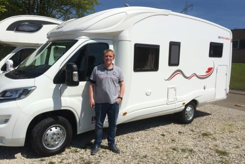 Hire a motorhome in Bad Segeberg from private owners| Citroen Muckel*New*