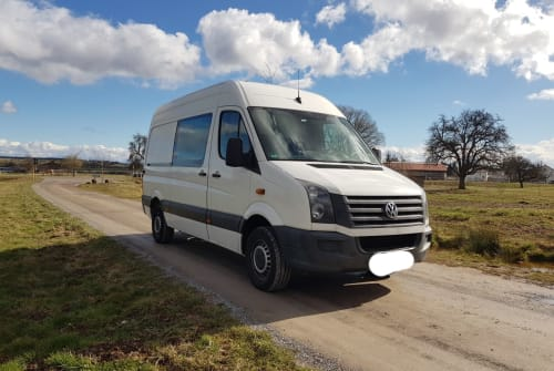 Hire a motorhome in Keltern from private owners| VW  Carlos