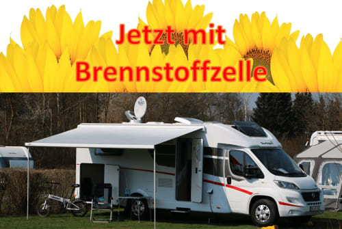 Hire a motorhome in Uelzen from private owners| Sunlight Sunny