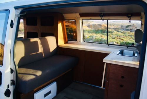 Hire a motorhome in Ericeira from private owners|  VW Eduardo