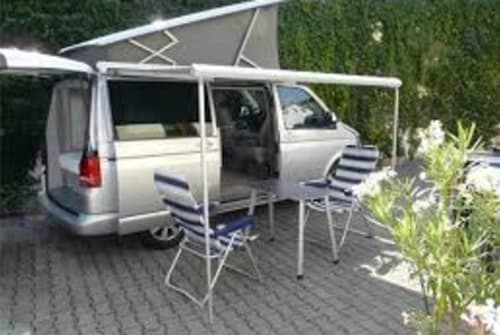 Hire a motorhome in Passau from private owners| VW Engel
