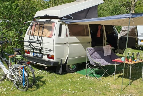 Hire a motorhome in Viersen from private owners| VW Schnuckel EINS