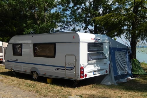 Hire a motorhome in Jena from private owners| Adria Fischersmans