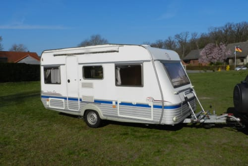 Hire a motorhome in Meine from private owners  TEC Caravan Tecci