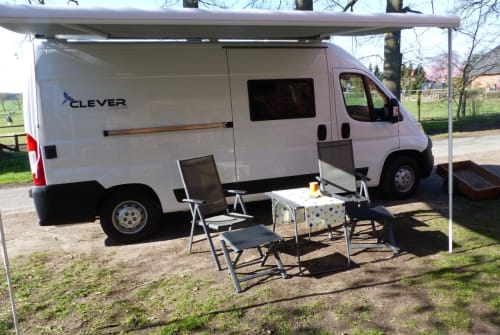 Hire a motorhome in Uchte from private owners| Clever, Citroen Hoysi