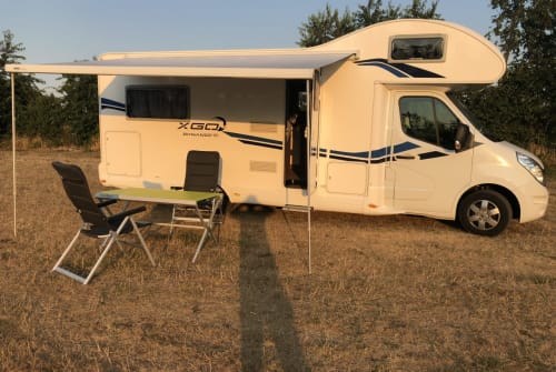 Hire a motorhome in Mönchengladbach from private owners  XGO DYNAMIK