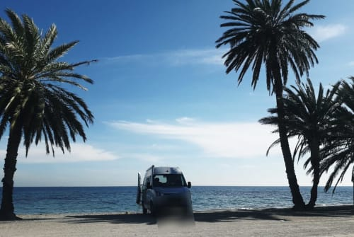Hire a motorhome in Berlin from private owners  VW  Edgar