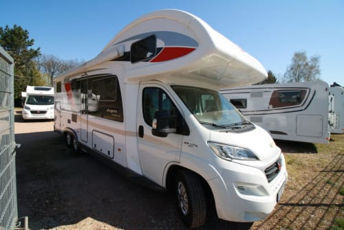 Hire a motorhome in Stuttgart from private owners| Bürstner Big Boy