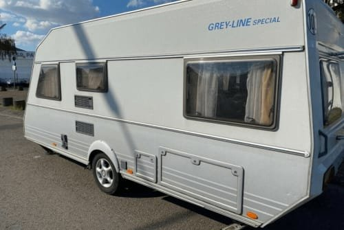 Hire a motorhome in Nideggen from private owners| Kip Der Neue :-)