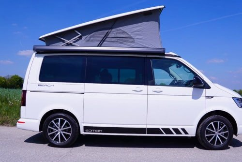 Hire a motorhome in München from private owners| VW Beach