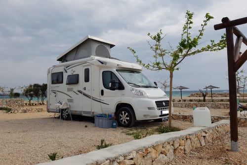 Hire a motorhome in Erlangen from private owners| TEC AdvanTec
