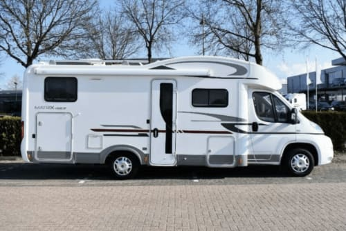 Hire a motorhome in Purmer from private owners| Fiat Ducato Adria 2014