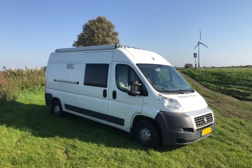Hire a motorhome in Purmer from private owners| Fiat Ducato Chardet