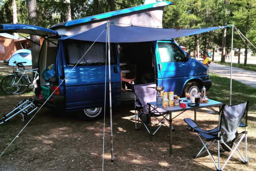 Hire a motorhome in Mannheim from private owners| VW Oskar