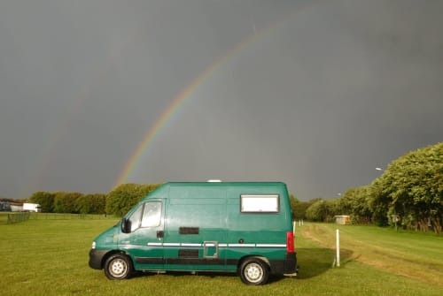 Hire a motorhome in Potsdam from private owners  Citroen Maxe