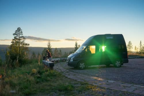 Hire a motorhome in Gütersloh from private owners| Ford Der schöne Bus
