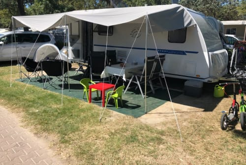 Hire a motorhome in Augsburg from private owners| Knaus Holiday