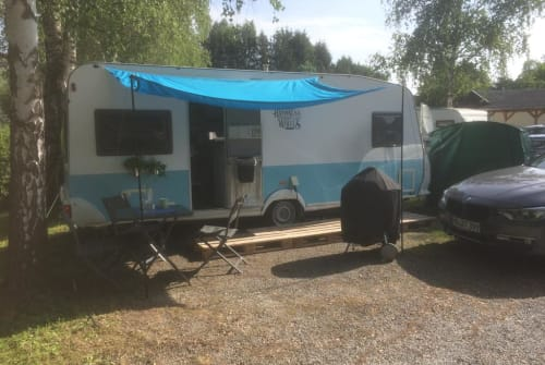 Hire a motorhome in Heilbronn from private owners| Hobby HappinessOnW...