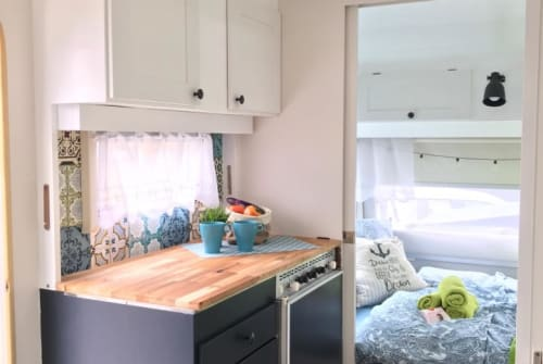 Hire a motorhome in Herford from private owners  Wilk  Elli
