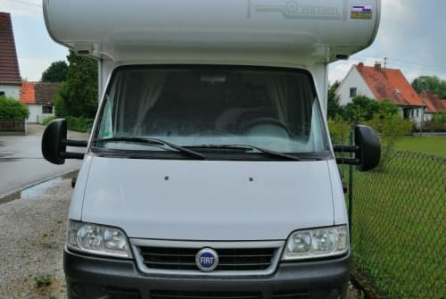 Hire a motorhome in Scheuring from private owners  Fiat Mockerle