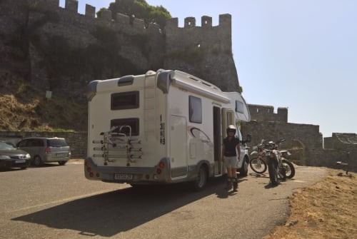 Hire a motorhome in Xylokastro from private owners| Rimor Koala 44 Rimor Greece