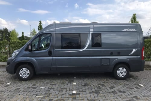 Hire a motorhome in Oldenzaal from private owners| Pössl Pössl