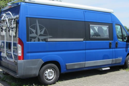 Hire a motorhome in Künzelsau from private owners| Fiat Ducato Dixi