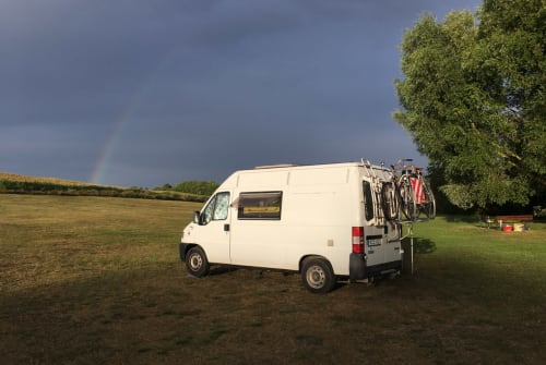 Hire a motorhome in Schwarzenbruck from private owners| Fiat Campuccino
