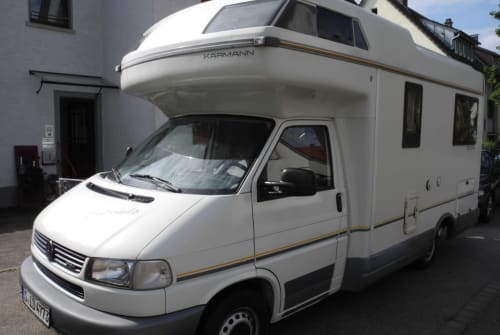 Hire a motorhome in Stuttgart from private owners  VW Womo - Colorado
