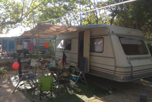 Hire a motorhome in Horgau from private owners| LMC LMC 490 K
