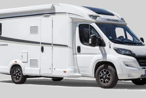 Hire a motorhome in Dielheim from private owners| Weinsberg Cara Suite