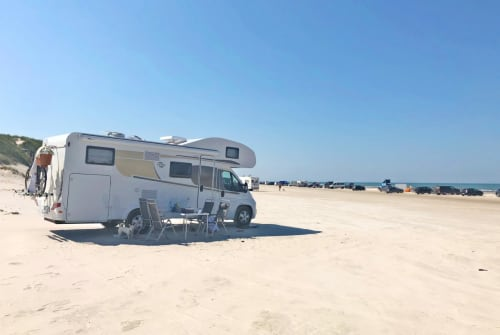 Hire a motorhome in Mönchgut from private owners  Carrado Ferdinand