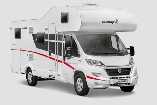 Hire a motorhome in Hagen from private owners| Sunlight  Sunny