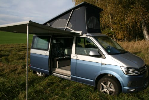 Hire a motorhome in Erding from private owners| VW Erdinger Hexe