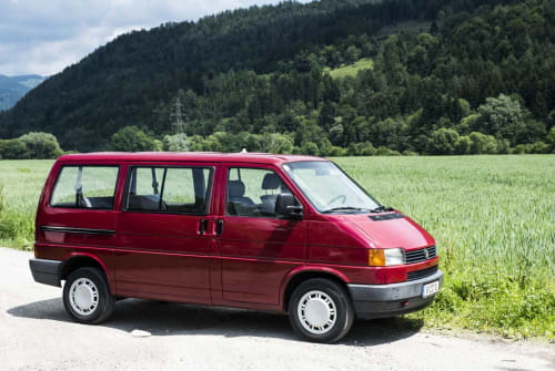 Hire a motorhome in Graz from private owners| Volkswagen Gottfried
