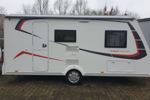 Hire a motorhome in Hemer from private owners| Sterckeman 470PE KIDS