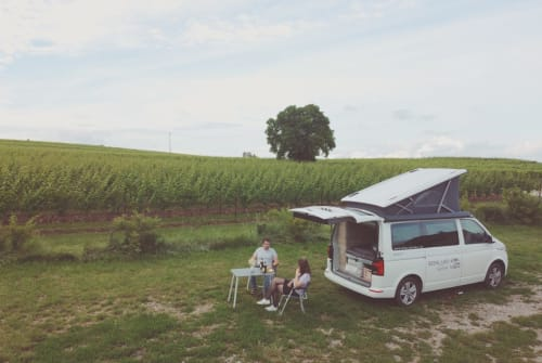 Hire a motorhome in Großräschen from private owners  VW Alma
