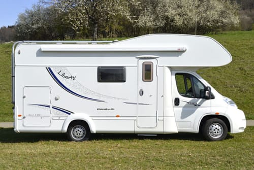Hire a motorhome in Overath from private owners| LMC  Wilma