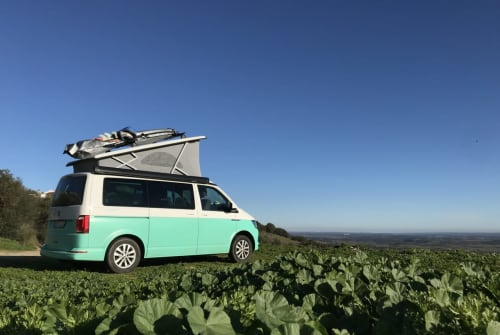 Hire a motorhome in Hamburg from private owners| VW Tim Tonic II