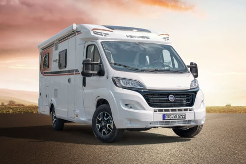 Hire a motorhome in Reichenberg from private owners| Weinsberg Weinsberg PE
