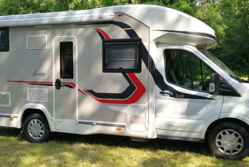Hire a motorhome in Döbern from private owners| Challenger LausitzerKobold