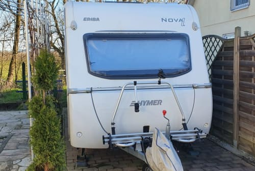 Hire a motorhome in Meckenbeuren from private owners  Hymer Emil