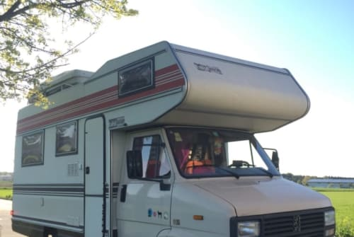 Hire a motorhome in Brunnthal from private owners| Peugeot Julie