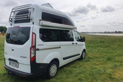 Hire a motorhome in Potsdam from private owners  Ford Nugget