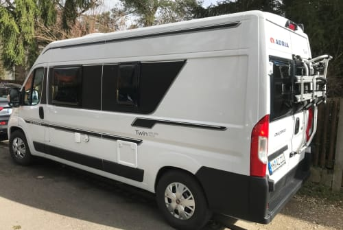 Hire a motorhome in Nürnberg from private owners  ADRIA ADRIA TWIN Plus