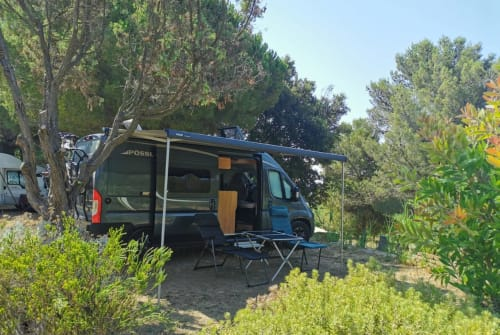 Hire a motorhome in Landsberg am Lech from private owners| Pössl  Pössl 111