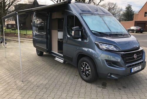 Hire a motorhome in Meppen from private owners| Pössl Pössl